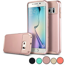 For Samsung Galaxy S6 edge Plus Shockproof Hybrid Protective Phone Case Cover