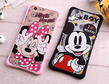 Cute Disney Minnie Mickey Mouse Shockproof case For Apple iPhone 6 6S & Plus
