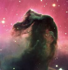 Horsehead Nebula of Orion (Classic Image from Outer Space)