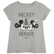 Ladies MICKEY AND MINNIE MOUSE DISNEY T Shirt  Primark Tee Top