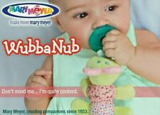 Baby WubbaNub Pacifier by Mary Meyer NEW