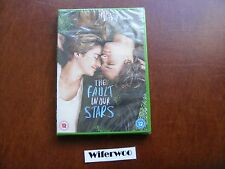 The Fault In Our Stars (DVD,2014) - NEW & SEALED - FAST FREE POST