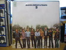 BLOOD SWEAT & TEARS 3 VINYL LP RECORD 12""