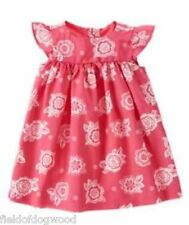 NWT Gymboree Elephant Oasis Floral Dress SZ 18 24 months Baby Girl