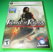 Prince Of Persia The Forgotten Sands Xbox 360 -  Factory Sealed! Free Shipping!