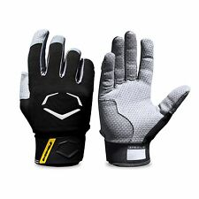 Evoshield Prostyle Protective Batting Gloves, Adult Small In Black