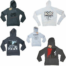Amplified Official Licence Sweatshirt Hoodie Sweater Jumper Hooded Sweater WoW