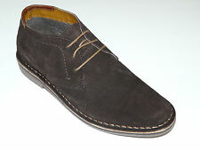 Mens KENNETH COLE Shoes Ankle Desert Chukka Boot Suede Desert Sun Brown NEW sale