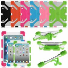 "Flexible Shockproof Silicone Stand Cover Case For 7""-12"" Android Tablet PC MID"