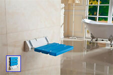 Wall Mounted Foldable Stool Bathroom Shower Seat Folding Spa Bench Chair Bench