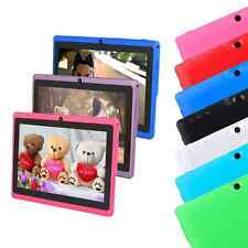 "NEW 6 Colors 7"" A33 Google Android 4.4 Quad Core 1G 4GB Tablet PC WiFi EU"