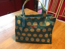 Cath Kidston Blue Spot Open Carry All Bag