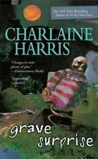 Harper Connelly Mysteries #2: Grave Surprise by Charlaine Harris (2007, MM PB)