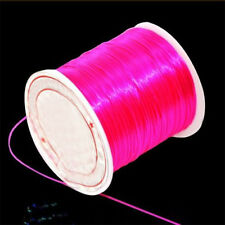 Top Sale Elastic Stretchy Beading Thread Cord Bracelet String For Jewelry Making