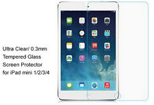Regular Ultra Clear/Tempered Glass Screen Protector For iPad Mini 1/2/3/4