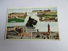 Postcard of Skegness (Multiview) 96B posted 1953