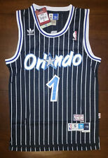 Adidas NBA Orlando Magic Tracy McGrady Throwback Classic Swingman Black Jersey