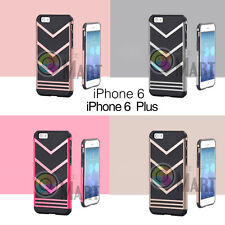 For iPhone 6 Case Hybrid Shockproof Hard Rugged Heavy Duty 6 Plus New Cover Skin