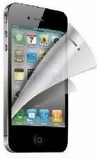 Plastic Film Screen Protector Guard clear cover for Iphone 4 & 4s Fast Shipping!