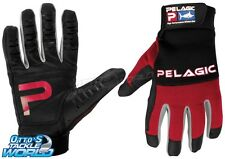 Pelagic End Game Gloves Red (Fishing Gloves) BRAND NEW at Otto's Tackle World