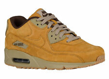 NEW MENS NIKE AIR MAX 90 RUNNING SHOES TRAINERS BRONZE / BAROQUE BROWN / BAMBOO