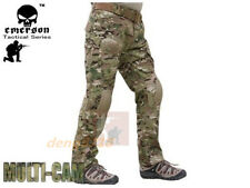 Emerson GEN2 G2 Tactical Combat Pants Military Urban Special Forces W/Knee Pads