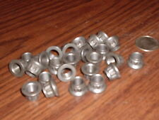 lot of 48 Aircraft self locking 3/8 nuts MS21042-L6 and 12 point NAS1805-6