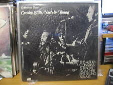 CROSBY STILLS, NASH & YOUNG CELEBRATION COPY VINYL LP RECORDS 12""