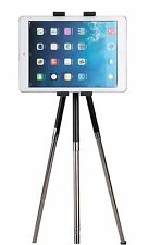 iPad / Tablets Tripod Mount + Compact Tripod (up to 1m) Aussie Stock Ship Fast!!