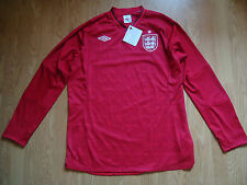 ENGLAND GOALKEEPER  LADIES HOME SHIRT 2012/2013 SIZE 16 BNWT RRP £59.99