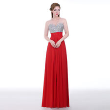 Formal Dress Formal Clothing Formal Clothes(Red, White, Blue,Light Blue, US2-16)