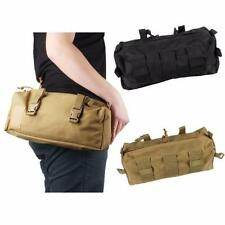 Outdoor Sport Camping Hiking Military Tactical Army Utility Accessory Waist Bag