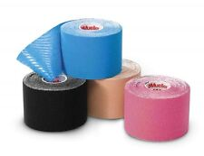 """MUELLER - KINESIOLOGY TAPE 2"""" x 16.4ft ASSORTED COLORS SPORTS TAPE, NEW"""
