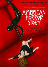 American Horror Story: The Complete First Season (DVD, 2012, 3-Disc Set)