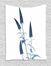 X-ray Picture of Flower Floral Contemporary Home Decor Art Wall Hanging Tapestry