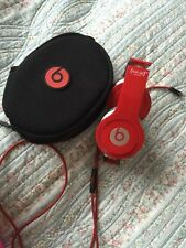 Beats By Dr. Dre Solo HD- Red