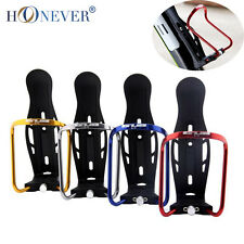 6 Colors Aluminum Bicycle Bike Water Bottle Cage Holder Cycling Accessories