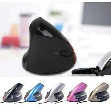 USB Wired Ergonomic Design Vertical Optical Mouse Mice for Computer PC Laptop