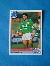 Canberra Raiders1992 Rugby League card Select  from # 142 - 152 Mint