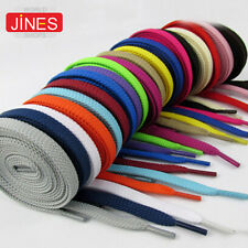 3 Pairs Flat Athletic 48 Inch Shoelaces Sport Sneaker Boots Shoe Laces Strings