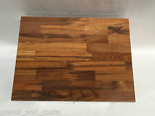 Bathroom Vanity Timber Bench Tops TEAK sizes 600 750 900 1200 1500 1800