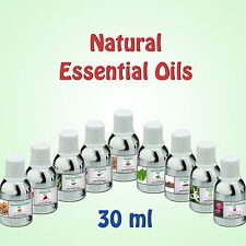 Natural Essential Oils 30 ml (1 oz), 100% Pure, Undiluted, Free Shipping!!