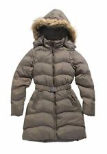 Ladies Winter Coat by Brave Soul Padded Hood Quillted Jacket Fur Lined Hood   8