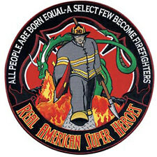 Real American Heroes Firefighter Patch