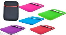 "Sleeve Soft Case Bag Pouch Cover For 7"" 7 inch Tablet PC Reader Mid Android"