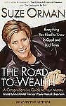 The Road to Wealth : A Comprehensive Guide  - Suze Orman on 4 Tapes