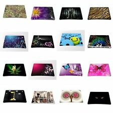 Cute Butterfly Anti-slip MousePad Mice Mat For Optical Wireless Laser Mouse