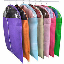 Home Dress Clothes Garment Suit Cover Bags Dustproof Storage Protector 3 Size C