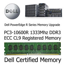 16GB (2 x 8GB) Kit Memory Upgrade Dell PowerEdge R310 PC3-10600R DDR3 ECC memory