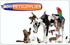 1-800-PetSupplies.com Digital Gift Card - Fast Email delivery